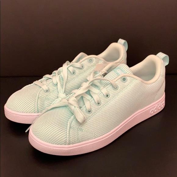 adidas VS Advantage Clean Shoes Women's NWT